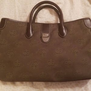 Olive Green Dooney and Bourke Hand Bag